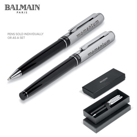 balmain paris pen set