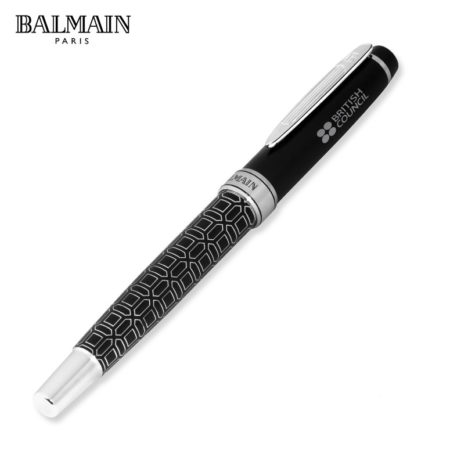 balmain paris roller ball pen